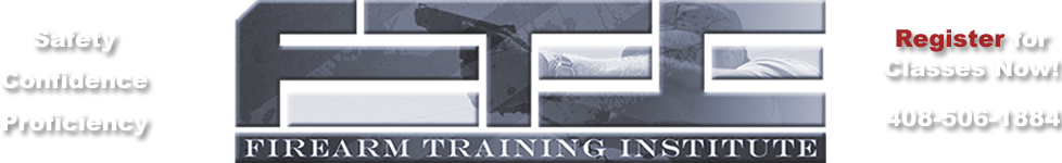 Firearm Training Institute – NRA Training